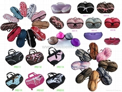 Travel Bra bags and Panty Paks from Mybrabag