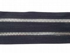 NO.5# Metal Zipper Corn Teeth Long Chain