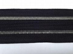 NO.3# Metal Zipper Euro Teeth Long Chain