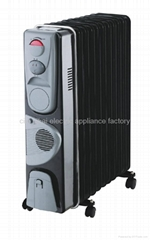 electrical oil heater/oil filled radiator