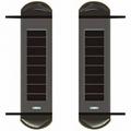 SOLAR-POWERED 3-BEAMS ACTIVE WIRELESS