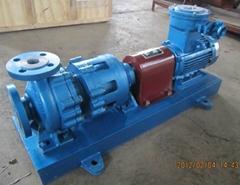 CZ型單級單吸臥式離心泵