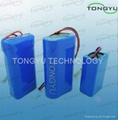 Rechargeable Lithium Ion Battery 12V 9,000mAh For Taxiway Lights