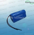 Rechargeable Lithium Ion Battery 12V 4,400mAh For Portable Nebulizers