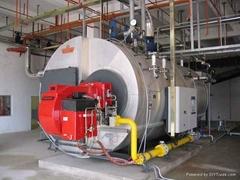 燃油锅炉改造燃气锅炉