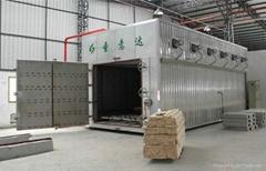 木材碳化窑设备