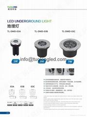high power led underground light