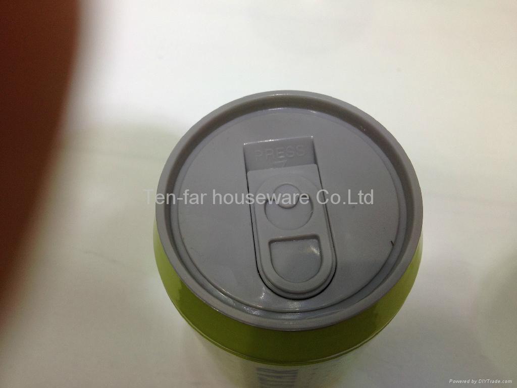 可乐罐款式休闲水杯 3