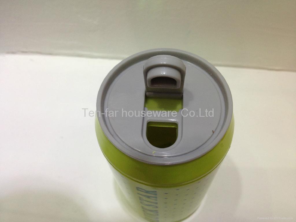 可乐罐款式休闲水杯 4