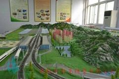廣州模型地鐵軌道信號模型教學模型
