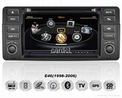 Car DVD Player For BMW 3 Series E46 With GPS Navi Radio BT iPod 3G WIFI