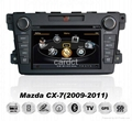 Car DVD Player For Mazda CX-7 With GPS