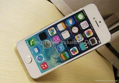 Latest iphone 5s 5c copy, mtk6582,3g handset,android phone,smart phone i5s copy (Hot Product - 2*)