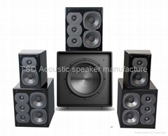 K5N home theater speaker system