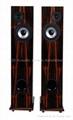 H6T 6.5inch High-end HiFi Tower speaker