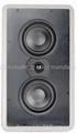 5LCR & 6LCR in-wall speaker
