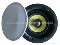 4/5/6inch magnet grill in-ceiling speaker