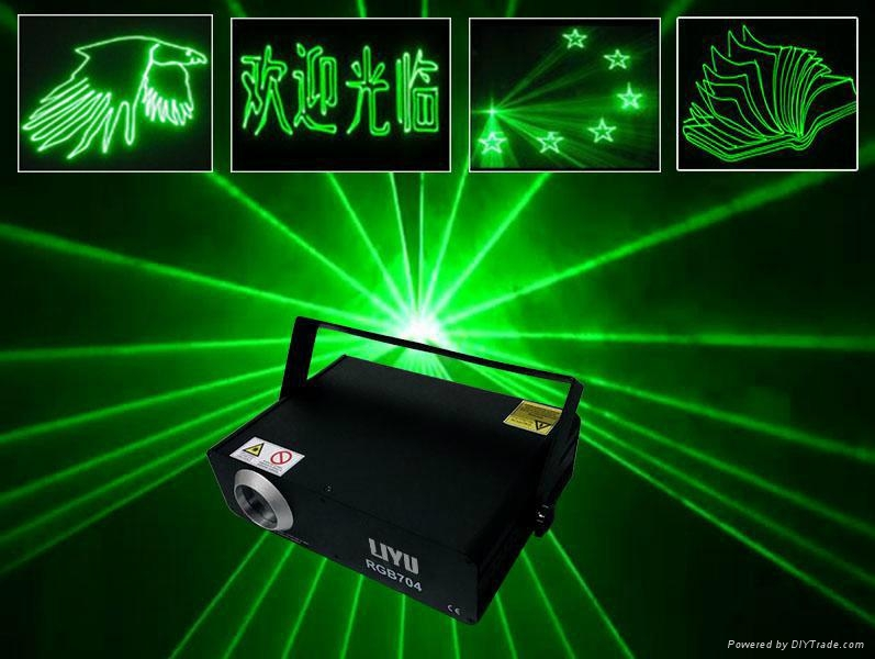 500mw Green animation Stage dj outdoor Laser stage Light