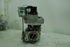 turbocharger K03 53039880118 for BMW mini