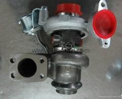 Citroen Ford Peugeot Volvo Turbocharger TD025 TDO25 49173-07508 49173-07502 4917
