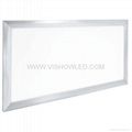LED flat panel light, color changing