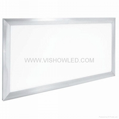 LED flat panel light, color changing panel
