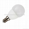 3W LED Candle Bulb T2-Global-3W