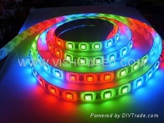 Flexible LED Strip lighting >>  240LED per meters roll SMD3528 single chip LED
