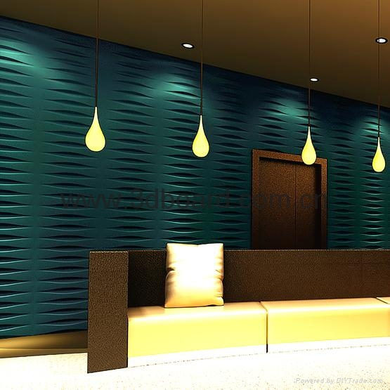 3dboard 3d Wall Decorative Art Panels China Manufacturer