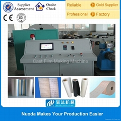 Hyper-productivity CPP Bag Film Machine