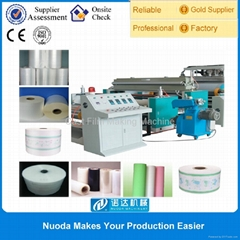 Decorative BOPP/CPP Food Packing Laminate Film Machine