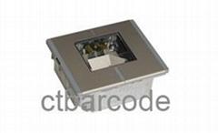霍尼韋爾760O全向多線式激光條形碼掃描器