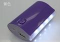 Belt light Portable Power Bank Charger 5