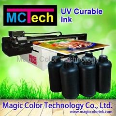 UV ink for epson printhead flat-slab Inkjet printers UV curable ink