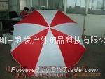 供應利發太陽傘 廣告傘 折疊傘 側立傘等 1