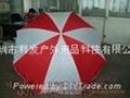 深圳利發太陽傘廣告傘休閑傘豪華