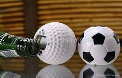 Soccer Ball Shape Bottle Opener