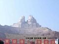 河南郑州炎黄二帝塑像