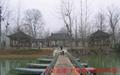 江西修水公园游廊