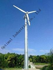 3KW/240v 風力發電機