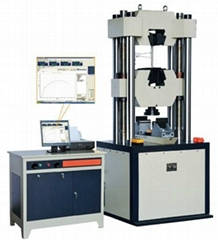 微机屏显式液压万能试验机WEW-600D
