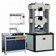 微機控制電液伺服式萬能試驗機WAW-600D