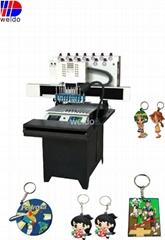 Supply Good Quality  PVC Keychain Dispensing Machine