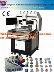 Paint Inejction Machine for Souvenir Lapel Pin