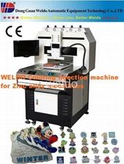 Paint Inejction Machine for Souvenir Lapel Pin