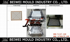 High quality plastic food tray mould