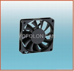 70x70x15mm 12V Axial Cooling Fan