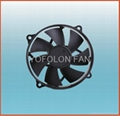 92x92x25mm DC Cooling Fan with Round