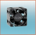 40x40x28mm  High Speed Flow DC Cooling
