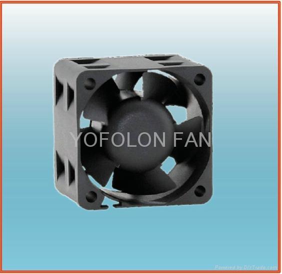 40x40x28mm  High Speed Flow DC Cooling Fan 1